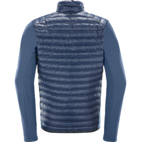 """Haglöfs M's Mimic Hybrid Jacket Tarn Blue/Blue Ink"""